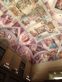 19 大塚国際美術館 壁画