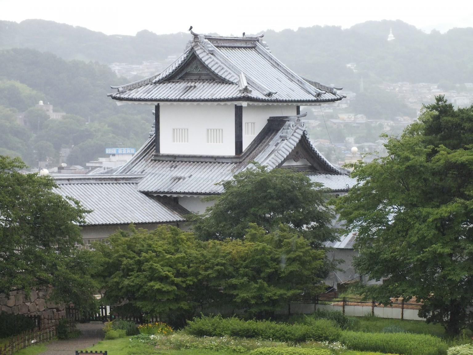 金沢城 櫓?