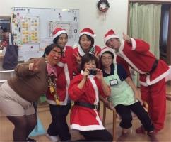 クリスマススタッフ1224