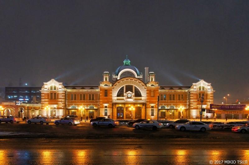 絶景探しの旅 – 0086 小雪のソウル駅 (ソウル市 中区)